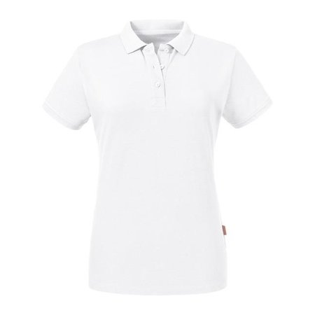 Russell - Ladies Pure Organic Polo