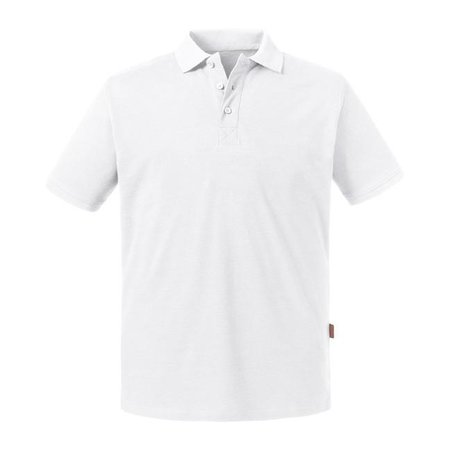 Russell - Mens Pure Organic Polo