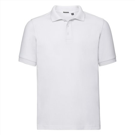 Men's Tailored Stretch Polo